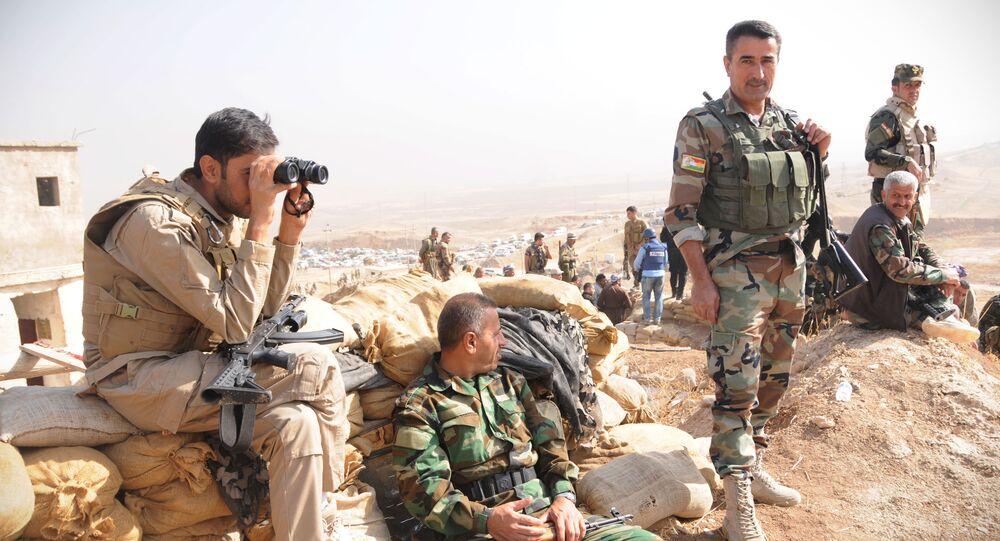 Peshmerga kurdes