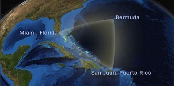 The Bermuda Triangle - Sputnik France