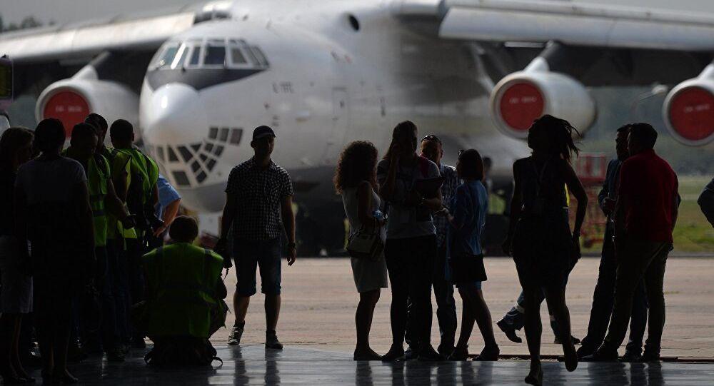 Avion de Belavia