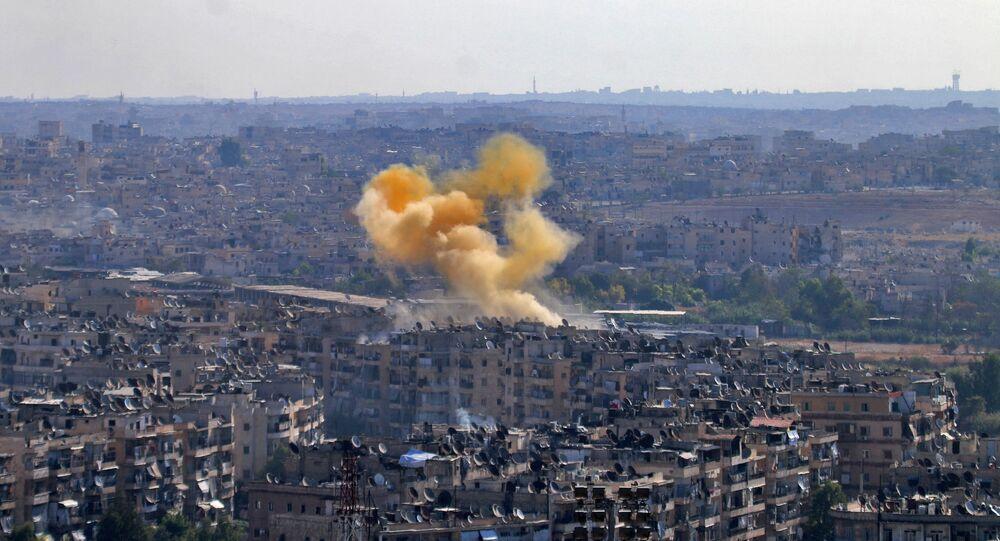 Alep. Image d'illustration