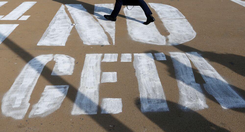 La Wallonie résiste encore et toujours au CETA