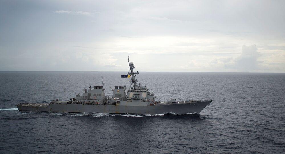 USS Decatur (DDG 73)