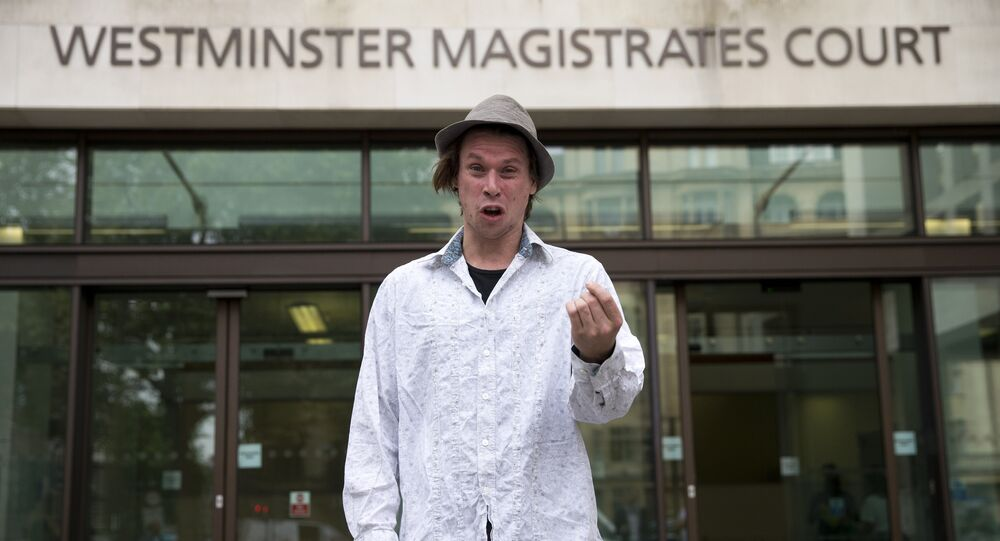Extradition de Lauri Love: «Je crains pour ma vie», confie le hacker britannique à Sputnik
