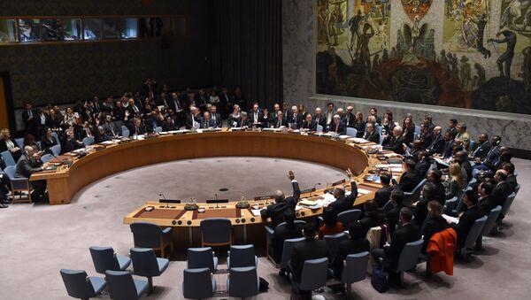 Le Conseil de sécurité de l'Onu (archive photo) - Sputnik France