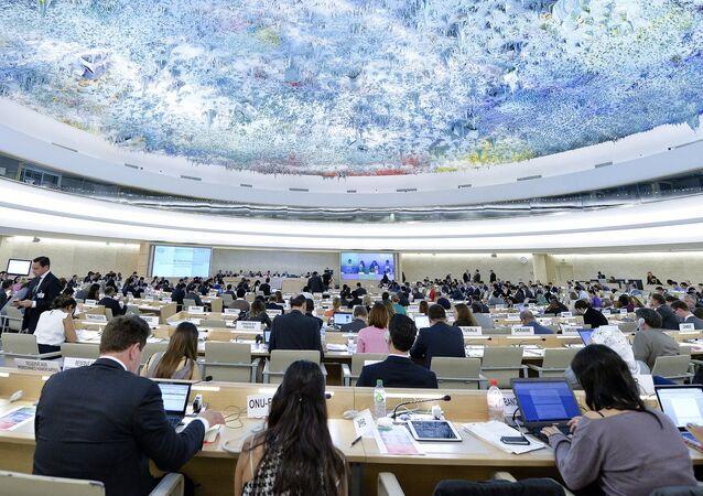Conseil des droits de l'Homme de l'Onu