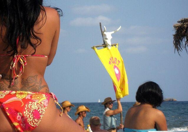 Ibiza. Image d'illustration