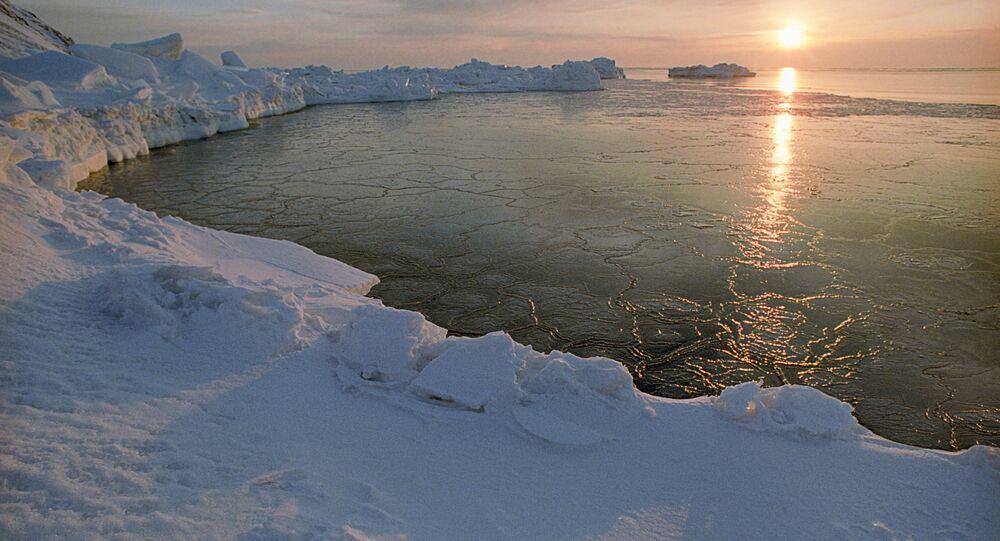 Un bruit au fond de l'océan Arctique