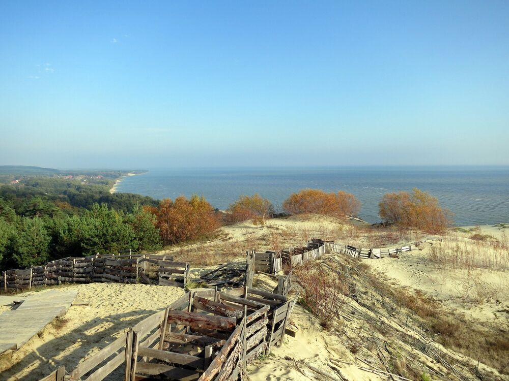 L'isthme de Courlande, une carte de visite de Kaliningrad