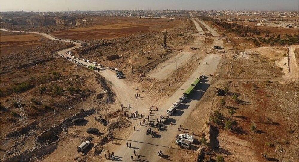 Des experts russes arrivent à Alep après l'attaque chimique