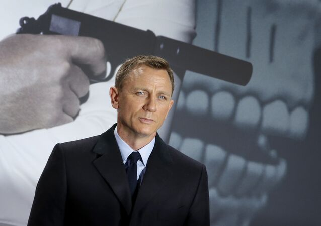 Daniel Craig, acteur de James Bonde