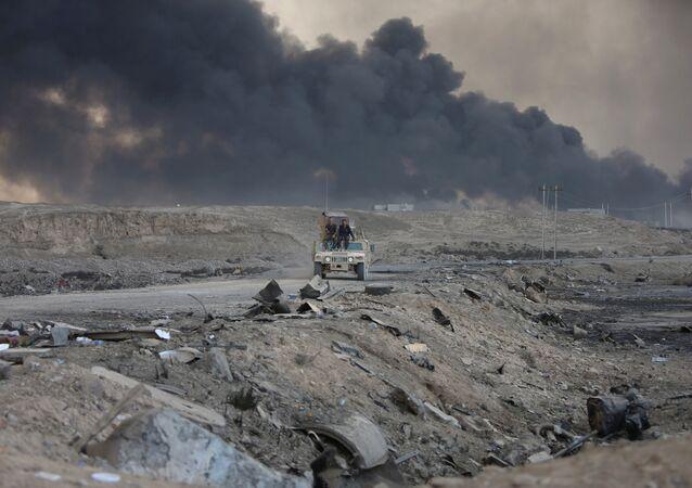 l'armée irakienne