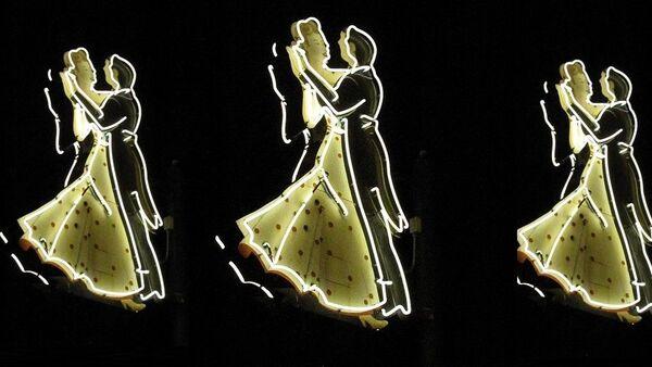 Ball Room Dancing Neon Sign - Sputnik France