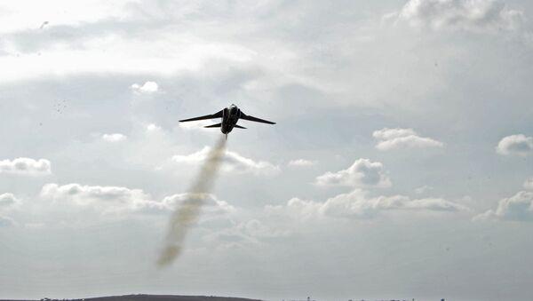 L'avion MiG-23 de l'armée de l'air syrienne - Sputnik France
