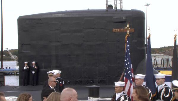USS Illinois - Sputnik France