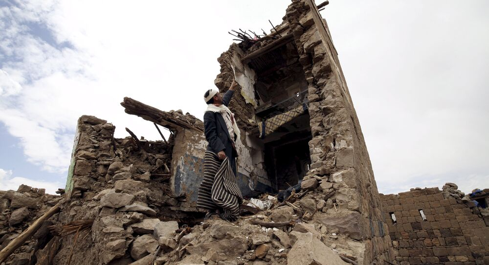 Yémen. Image d'illustration