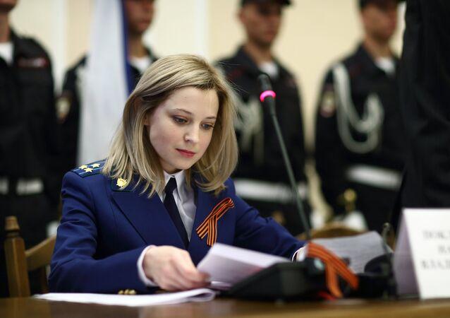 Natalia Poklonskaïa