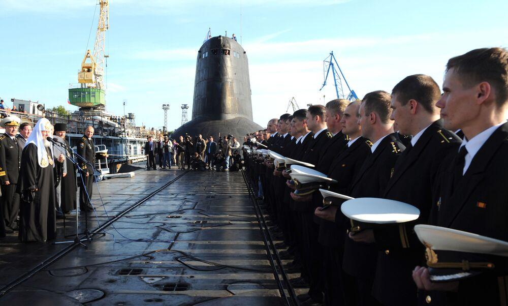 Les navires militaires et les sous-marins russes les plus célèbres