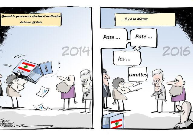 Le président libanais enfin élu après 46 tentatives!