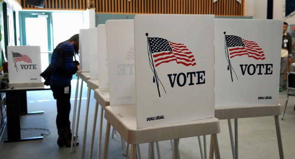 Les élections aux Etats-Unis