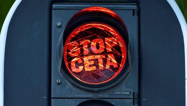 Stop CETA - Sputnik France