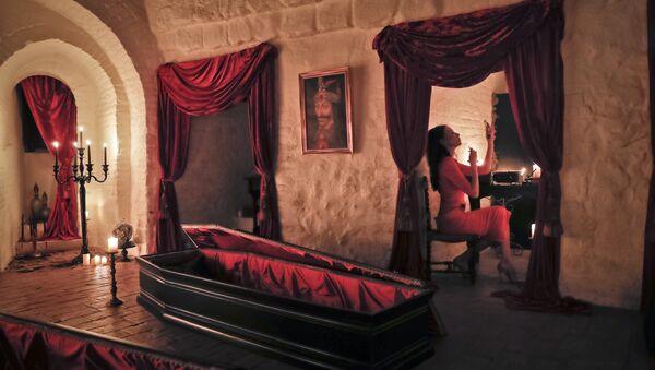 Le manoir de Dracula en Transylvanie - Sputnik France