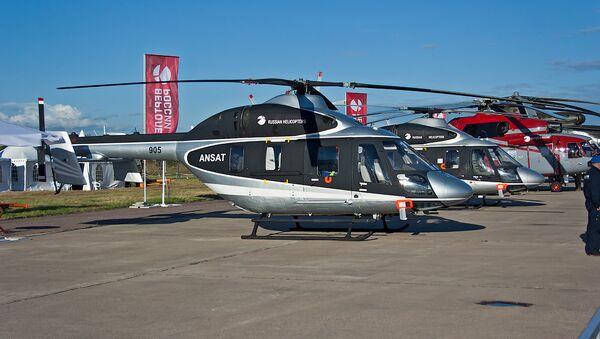 La Chine, premier acheteur étranger d'hélicoptères russes Ansat - Sputnik France