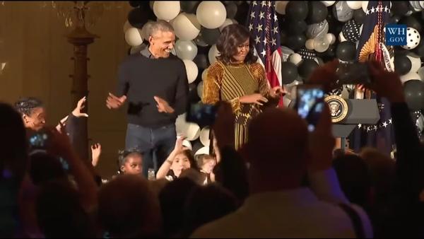 Michelle et Barack Obama - Sputnik France