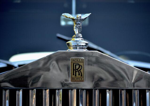 Une Rolls Royce