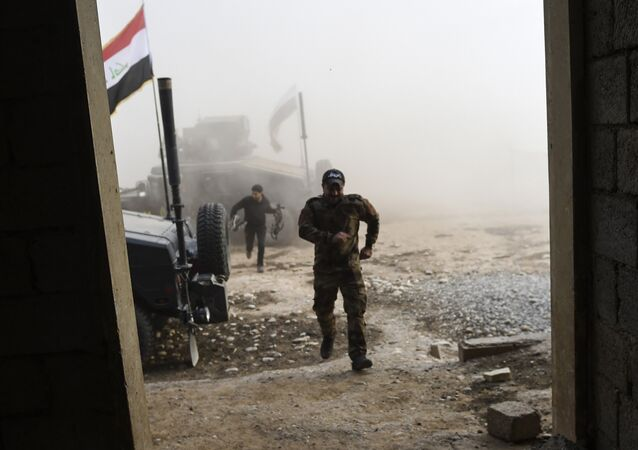Situation dans la ville irakienne de Mossoul