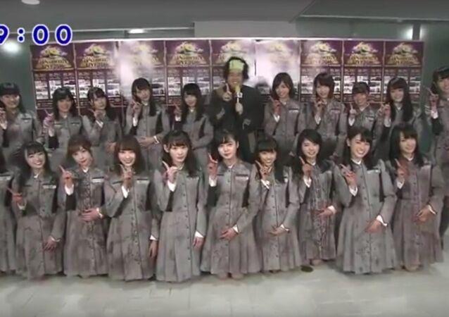 Les chanteuses japonaises en costumes style nazi font scandale