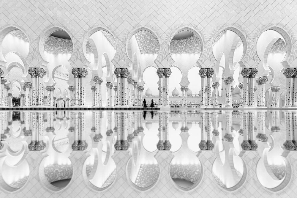 Фотография Women Reflection индийского фотографа Ali Al Hajri