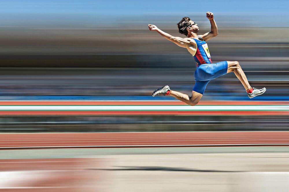 Фотография Jump 2.0 испанского фотографа Ajuriaguerra Saiz Pedro Luis