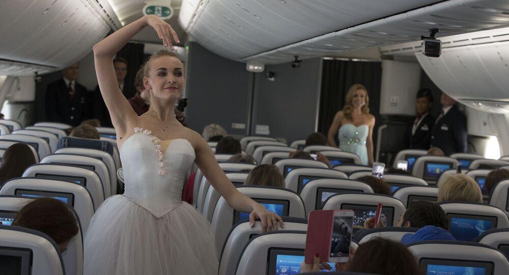 British Airways accueille le premier ballet du Bolchoï à son bord
