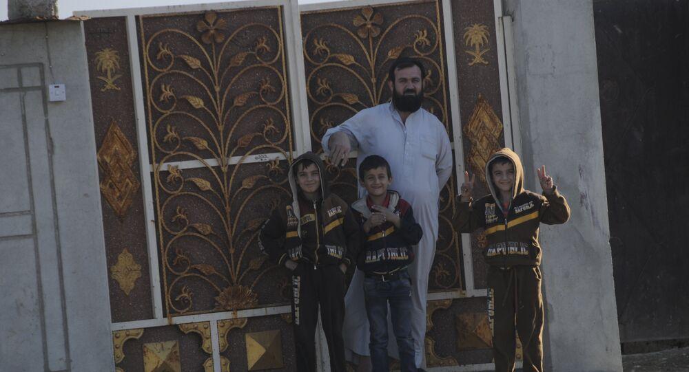 Après la terreur, c'est la paix qui avance vers le centre de Mossoul