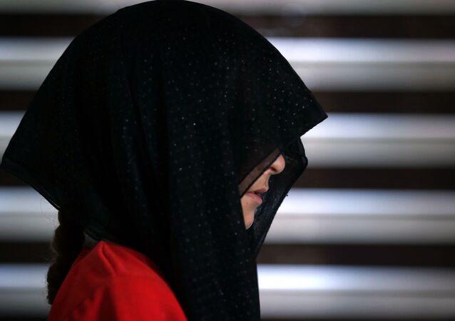 Une femme yazidie (image d'illustration)