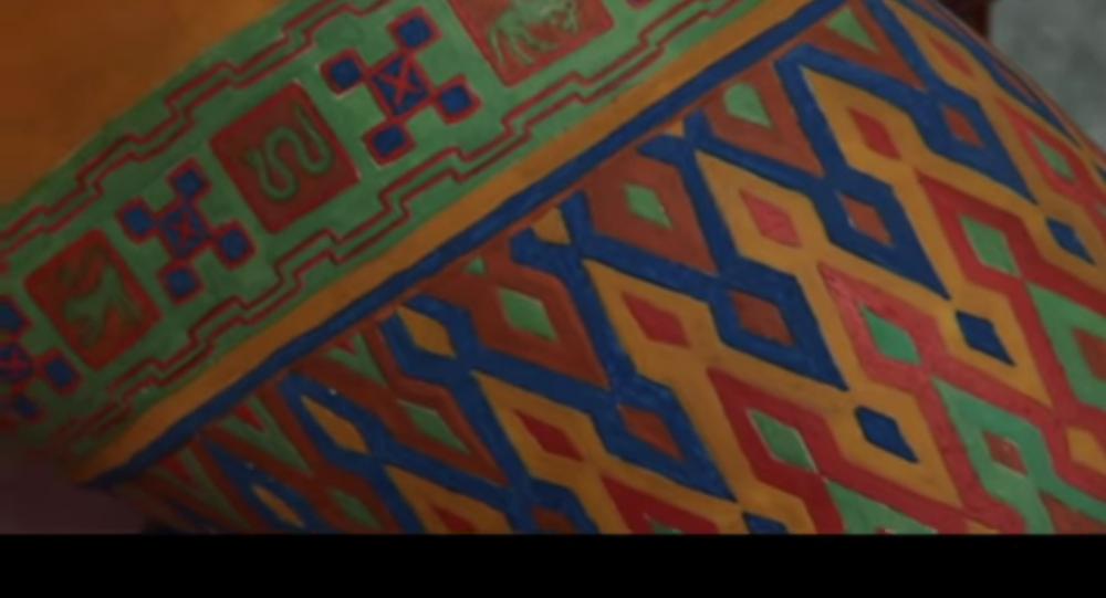 Les vraies couleurs de la Grèce Antique