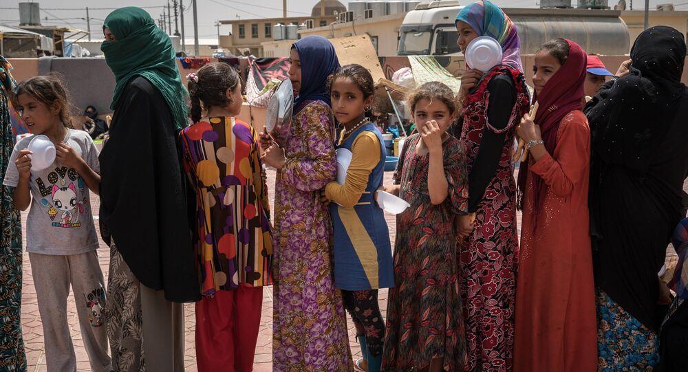 Les enfants irakiens