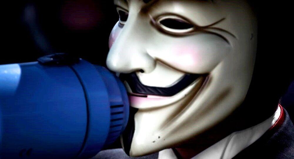 Masque d'Anonymous