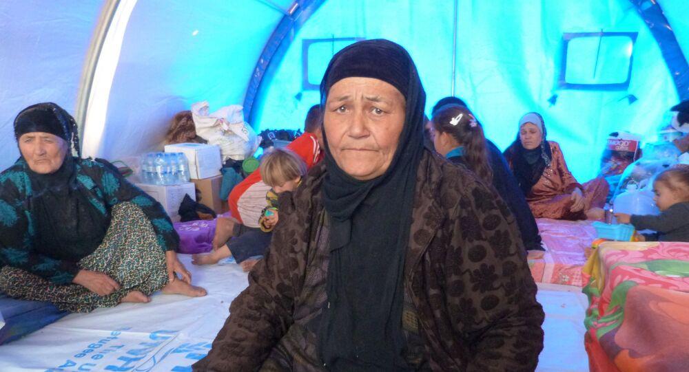 Des femmes évadées de Mossoul témoignent