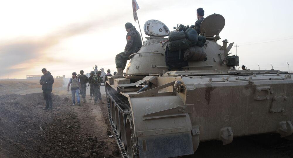 Combattants peshmerga