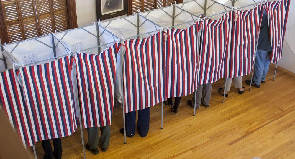Les États-Unis élisent leur 45e président
