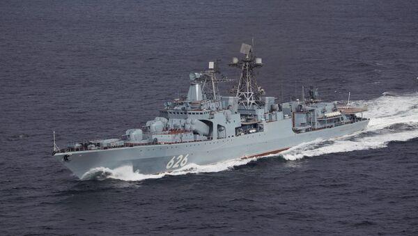 Le Vice-admiral Koulakov - Sputnik France