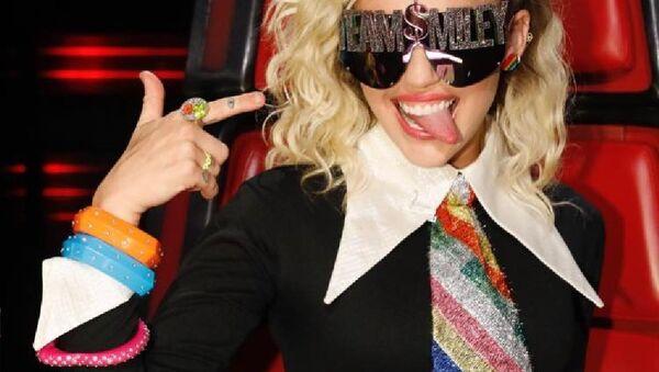 Miley Cirus - Sputnik France