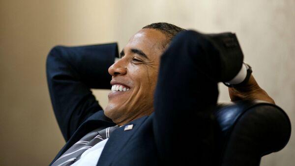 Avant de partir, Obama fait un dernier cadeau à la Russie - Sputnik France