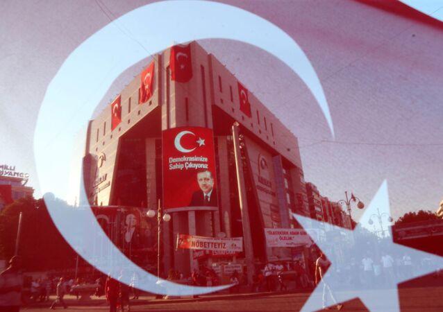 Drapeau de Turquie