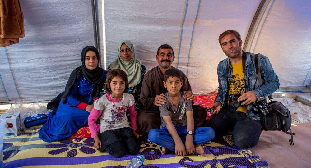 Comment les Kurdes-chabacks de Mossoul ont été traqués par Daech