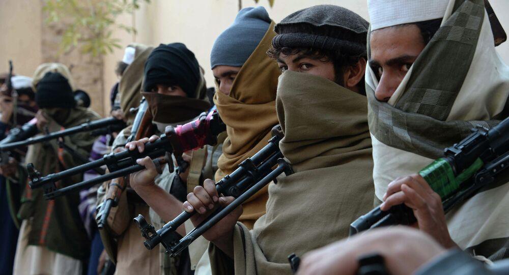 Les Talibans prennent un district au nord de l'Afghanistan