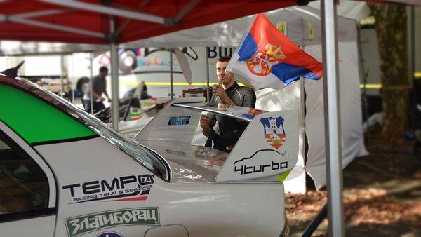 Il devient le plus jeune vainqueur du Championnat d'Europe de la montagne - Sputnik France