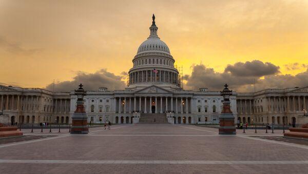 Le Capitole des Etats-Unis - Sputnik France