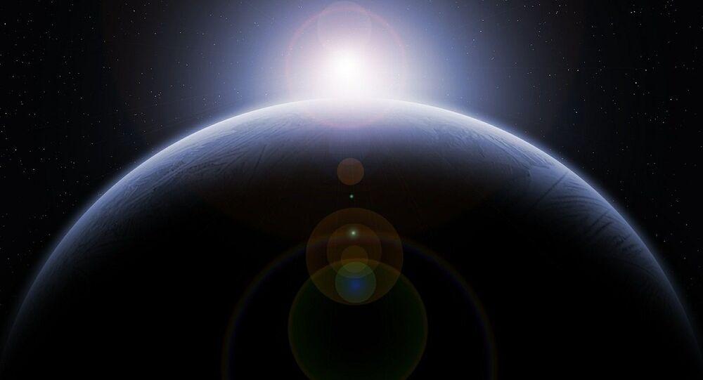 Terre, image d'illustration